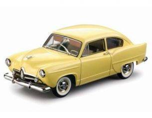SunStar SS5091 KAISER HENRY 1951 YELLOW CREAM 1:18 Modellino