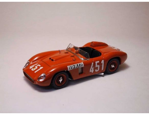 Art Model AM0065 FERRARI 500 TR N.451 8th MILLE MIGLIA 1957 (WINNER CLASS) G.MUNARON 1:43 Modellino