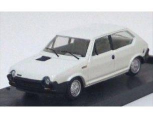 TelModel 102 FIAT RITMO 75L STRADALE WHITE 3PORTE Modellino