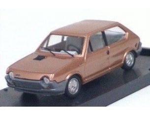 TelModel 103 FIAT RITMO 75CL STRADALE BRONZO 1/43 Modellino