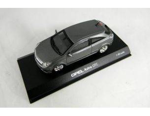 Tin's Manufactured 43001 OPEL ASTRA GTC GREY 1/43 Modellino