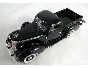 Tin's Manufactured 79102 STUDEBAKER PICK UP 1937 BLACK 1/24 Modellino