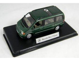 Tin's Manufactured 89701 MERCEDES BENZ V CLASS METAL GREEN Modellino
