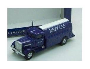 Tonkin AHL6401 PETERBILT 260 NAVY GAS 1/64 Modellino