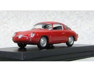 Best Model 9484 FIAT ABARTH 750 ZAGATO 1958 1/43 Modellino