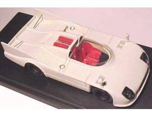 Top Model GOLD023 PORSCHE 908/3LH 1975 WHITE 1/43 STR. Modellino