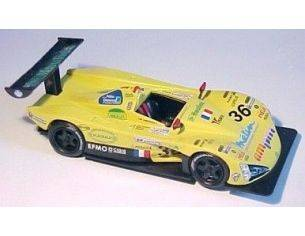 Top Model LM006 WR LMP PEUGEOT n.36 LE MANS 2000 1/43 Modellino