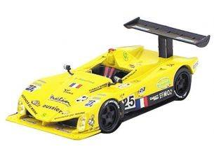 Top Model LM009 WR LMP PEUGEOT n.25 LE MANS 2002 1/43 Modellino