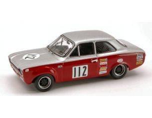 Trofeu TF0534 FORD ESCORT MK I N.112 BROADSPEED 1969 J.FITZPATRICK 1:43 Modellino