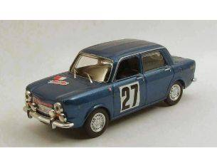 Best Model BT9488 SIMCA ABARTH 1150 N.27 RALLYE DE FRANCHE-COMTE'  1967 1:43 Modellino