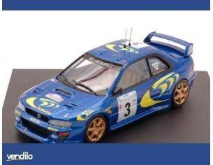 Trofeu 1129 SUBARU IMPREZA WRC 1ST TDC '97 1/43 Modellino