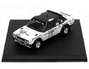 Trofeu 1412 FIAT 131 ABARTH RAC RALLY '77 1/43 Modellino