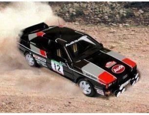 Trofeu TF1603 AUDI QUATTRO N.12 4th PORTUGAL 1981 MOUTON-PONS 1:43 Modellino