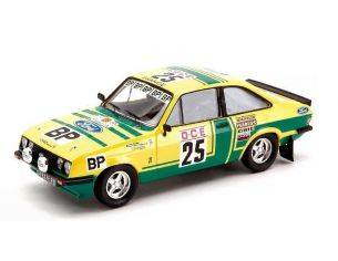 Trofeu TF1808 FORD ESCORT RS 2000 N.25 WINNER Gr.1 MAROCCO 1979 CHASSEUIL-CHONEZ 1:43 Modellino