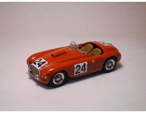 Art Model AM0067 FERRARI 195 S SPYDER N.24 37th LM 1950 L.CHINETTI-HELDE P.DREYFUS 1:43 Modellino