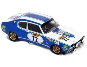 Trofeu 2311 FORD CAPRI 2600RS 7'TOUR AUTO 1971 Modellino