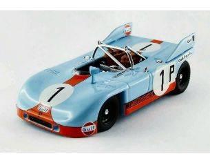 Best Model 9498 PORSCHE 908/3 NURBURGRING 1971 1/43 Modellino