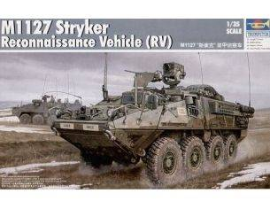 Trumpeter TP0395 CARRO M1127 STRYKER RECONNAISSANCE VEHICLE KIT 1:35 Modellino
