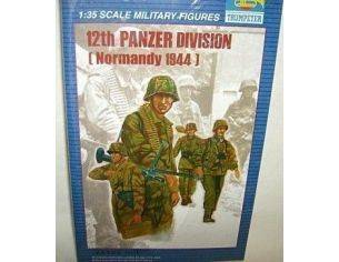 Trumpeter TP0401 PANZER DIVISION NORMANDY 1944 KIT 1:35 Modellino
