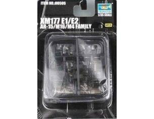 TRUMPETER 00505 AR-15/M16/M4 FAMILY-XM117 Modellino