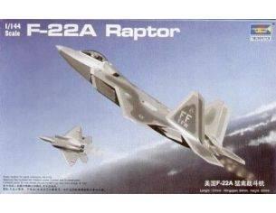 TRUMPETER 01317 F-22 A RAPTOR Modellino