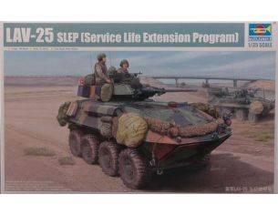TRUMPETER 01513 LAV-25 SLEP SERVICE LIFE EXTENSION PROGRAM Modellino