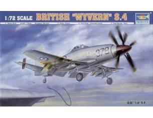 TRUMPETER 01619 BRITISH WYVERN S.4 Modellino