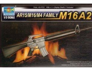 TRUMPETER 01907 XM177E1 SMG / XM177E2 / M733 Modellino