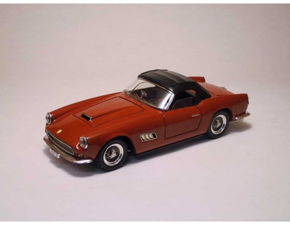 Art Model AM0073 FERRARI 250 CALIF.'57 SOFT RED 1:43 Modellino