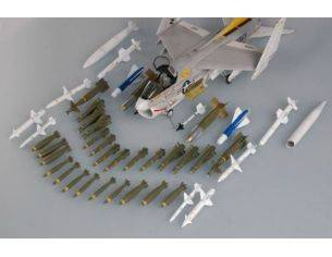 TRUMPETER 03302 U.S AIRCRAFT WEAPON Modellino