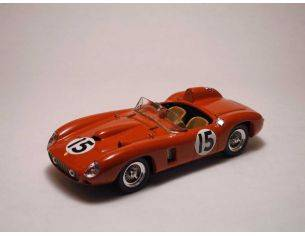 Art Model AM0075 FERRARI 290 S N.15 1957 1:43 Modellino