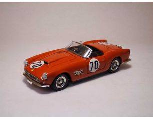 Art Model AM0076 FERRARI 250 CALIFORNIA N.70 9th 12H SEBRING 1959 H.HIVELY-R.GHINTER 1:43 Modellino