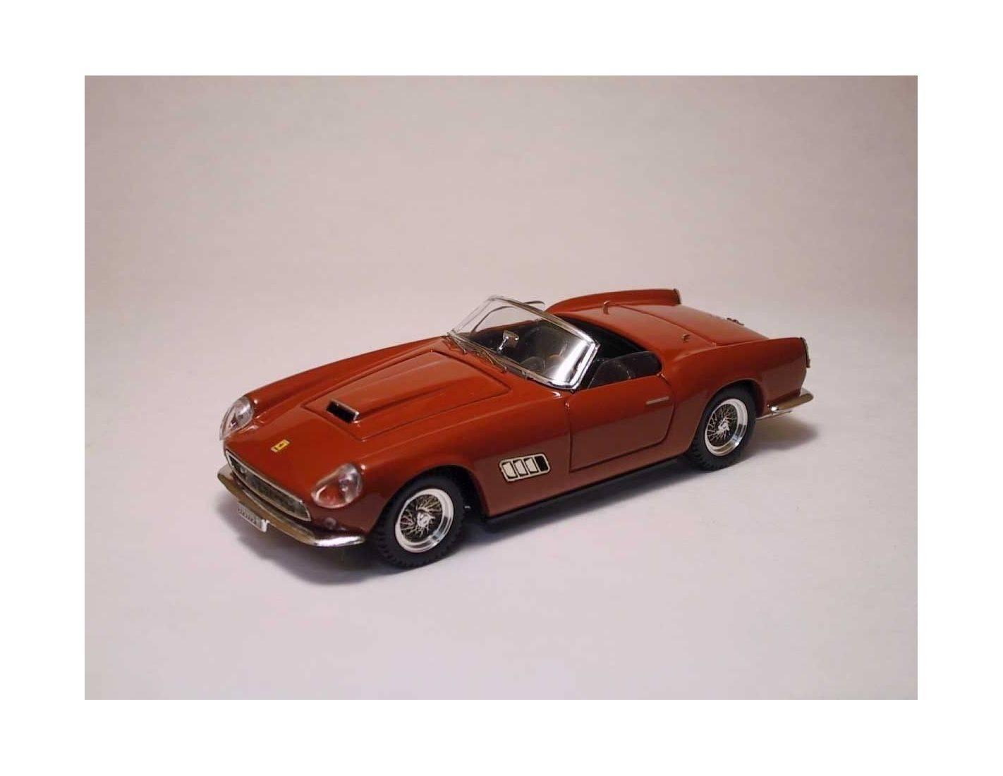 Art Model AM0077 FERRARI 250 CALIFORNIA '58 RED 1:43 Modellino