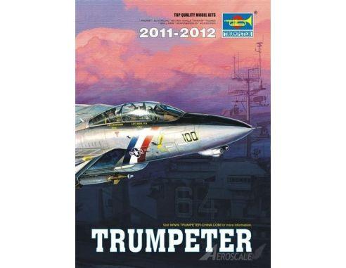 Trumpeter TPCAT2011 CATALOGO TRUMPETER 2011-2012 Modellino