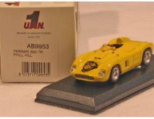 U.A.N. AB9953 F. 8500 TR HILL 1/43 Modellino