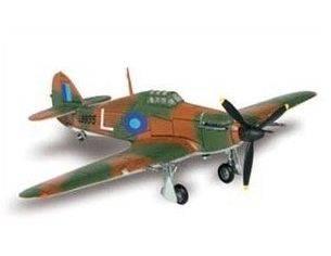 Unimax 85329 AEREO U.K. HURRICANE RAF 34'SQUADRON Modellino