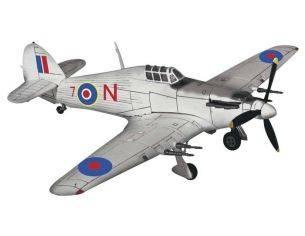 Unimax 85429 AEREO U.K.HURRICANE RAF n.835 SQUADRO Modellino