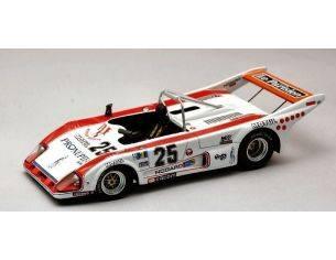 Bizzare BZ164 LOLA T 296 FORD N.25 LM 1978 1:43 Modellino
