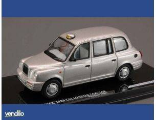 Vitesse VE10203 TX1 LONDON TAXI 1998 SILVER 1:43 Modellino