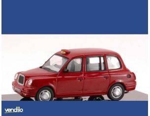Vitesse VE10204 TX1 LONDON TAXI 1998 RED 1:43 Modellino