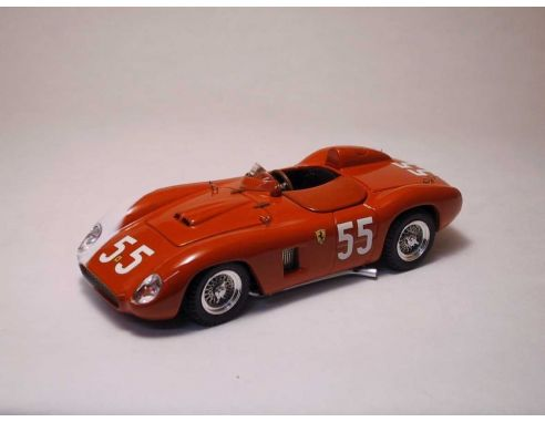 Art Model AM0083 FERRARI 500 TR N.55 DNF MONZA 1956 P.CARINI-F.BORDONI 1:43 Modellino
