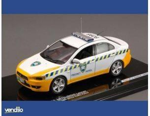 Vitesse VE29312 MITSUBISHI LANCER SOUTH AFRICA TRAFFIC POLICE 1:43 Modellino