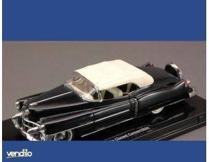 Vitesse VE36268 CADILLAC ELDORADO CLOSED CONVERTIBLE 1953 COBALT BLUE 1:43 Modellino