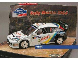Vitesse VE43304 FORD FOCUS N.7 MEXICO 2004 1:43 Modellino