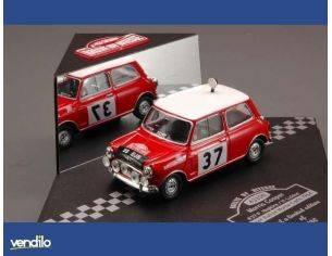 Vitesse VE43330 MORRIS COOPER N.37 WINNER M.CARLO 1964 1:43 Modellino