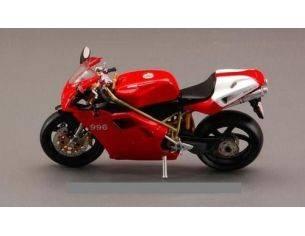 Vitesse TWS99003 DUCATI 996SPS ROSSO 1/24 Modellino