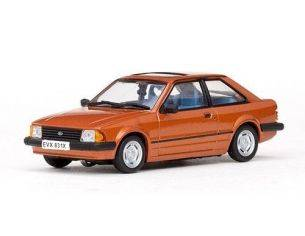 Vitesse VE24831 FORD ESCORT MK3 GL ORANGE 1/43 Modellino