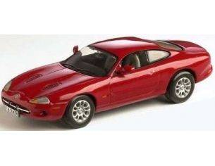 Vitesse VE25302 JAGUAR XKR COUPE RED 1/43 Modellino