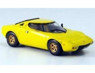 Vitesse VE27001 LANCIA STRATOS YELLOW 1/43 Modellino