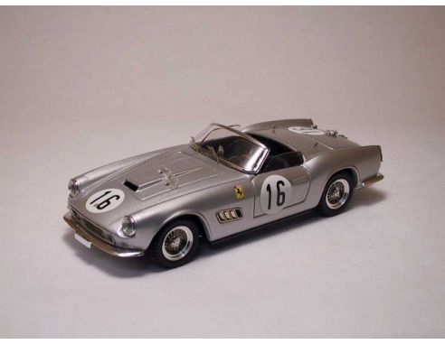 Art Model AM0086 FERRARI 250 CALIFORNIA N.16 5th LM 1959 GROSSMAN-TAVANO 1:43 Modellino